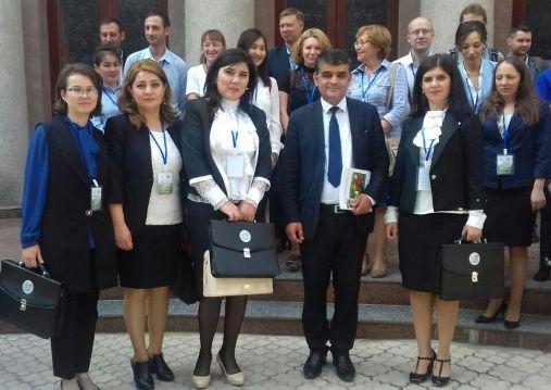 GDU Düşənbə Beynəlxalq seminar (2)