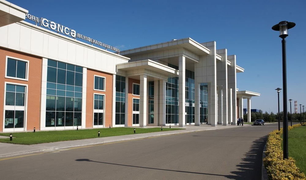 Gəncə Beynəlxalq Aeroport