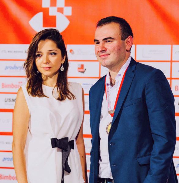 Şəhriyar Məmmədyarova Beynəlxalq Şahmat Turnirinin mükafatı təqdim olunub
